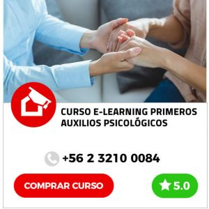 Curso Online Primeros Auxilios Psicológicos